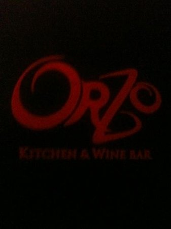 Orzo Kitchen & Wine Bar: ORZO