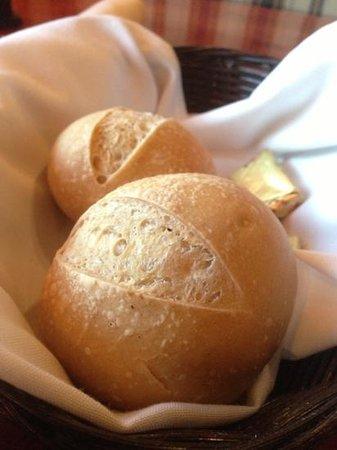 Tahoe Joe's: rolls