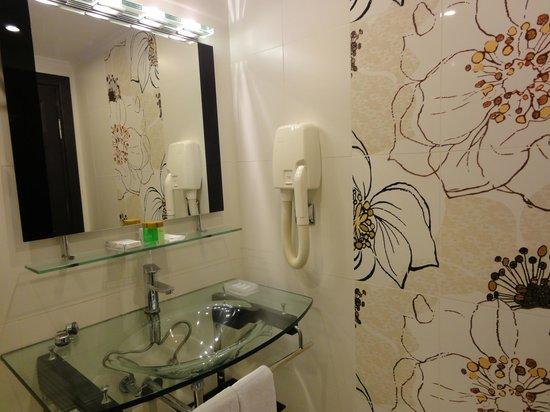 Cartoon Hotel: baño