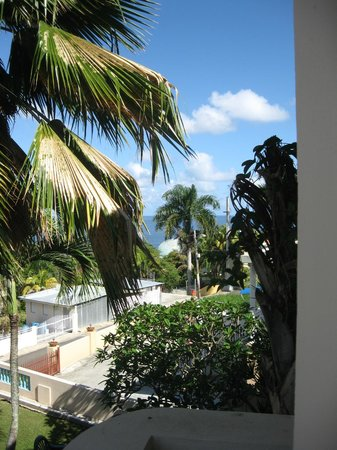 El Mirador Guesthouse: View From Second Floor Balcony - Beautiful!