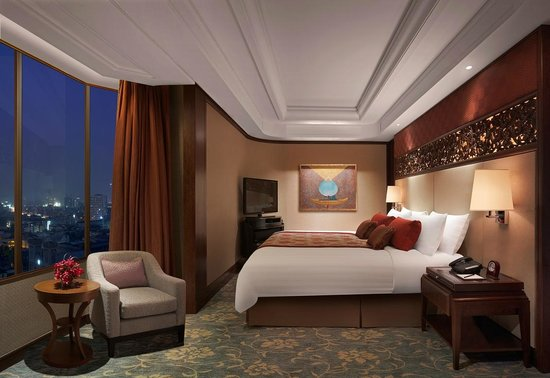 Shangri-La Hotel,Bangkok: Executive Suite