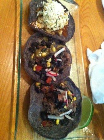 Babalu Tapas & Tacos: different tacos