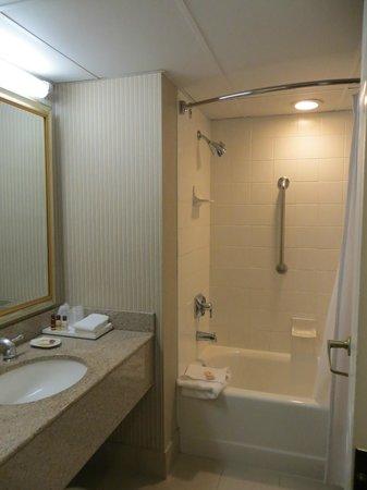 Sheraton Great Valley Hotel: Bathroom
