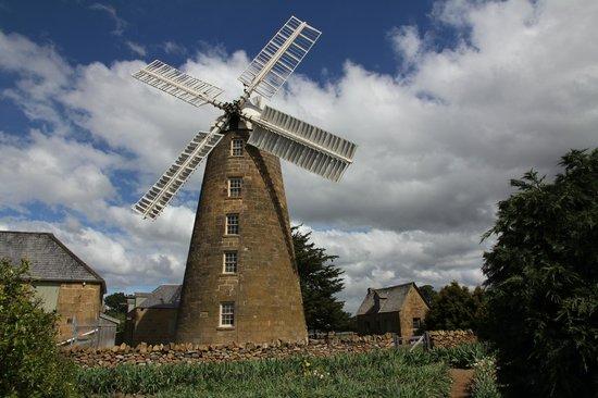 Callington Mill: Milling Building