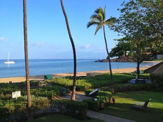 Kaanapali Beach Hotel: view from room 288