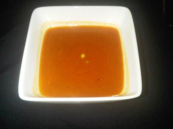 La Suite : Soupe aux poivrons rouges excellente