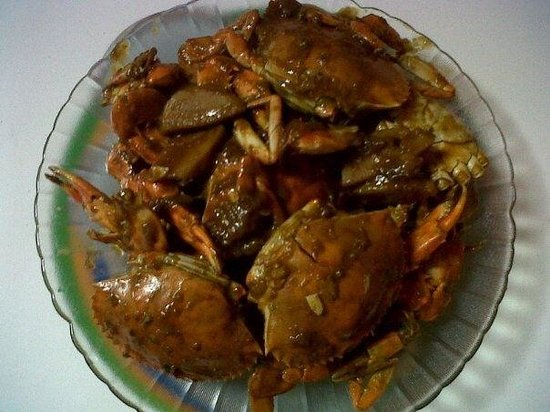 Fook Seng GoldenHill Chicken Rice : Sea food
