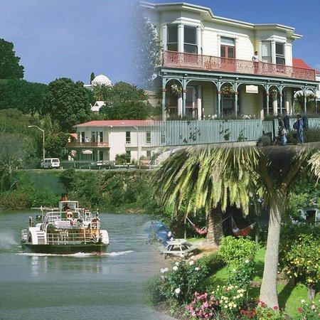 Tamara Riverside Lodge: Tamara Montage