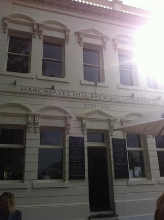 Hargreaves Hill Brewing Company: Hargreaves Hill