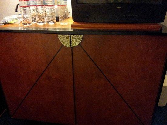 Quality Inn: Retro Room Decor