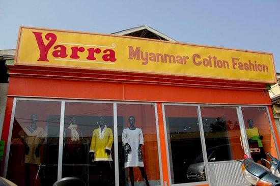 Yarra Myanmar Cotton Fashion