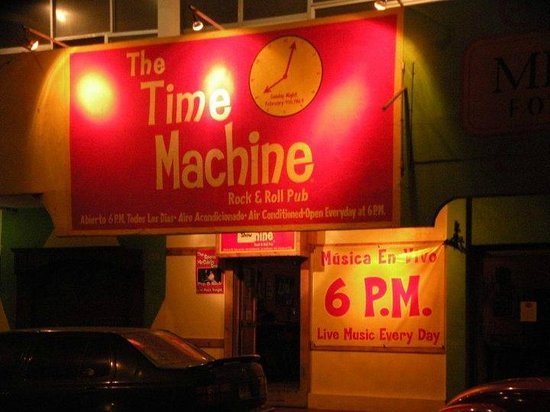 The Time Machine Cinema Pub