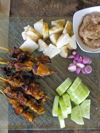 Delicious Onion: Chicken Satay