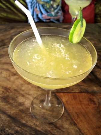 Delicious Onion: The infamous Pineapple Margarita