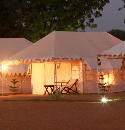 Royal Tent Pushkar