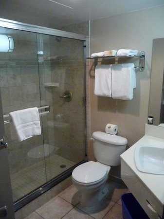 Charlton's Banff: basic bathroom