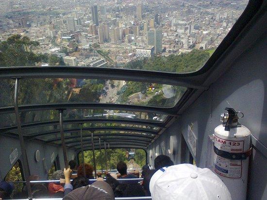 Monserrate Bogota Cable Car Price