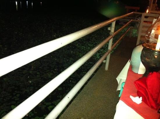 Chaba: the railing