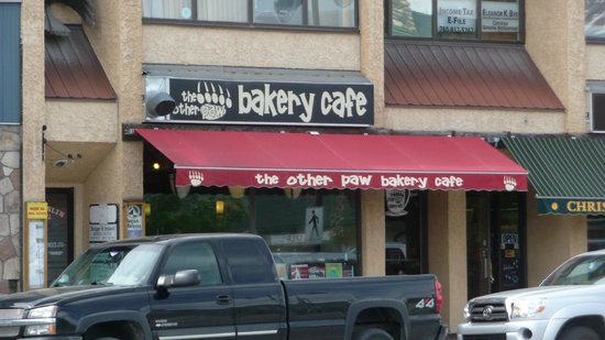 The Other Paw Bakery and Cafe: The Other Paw