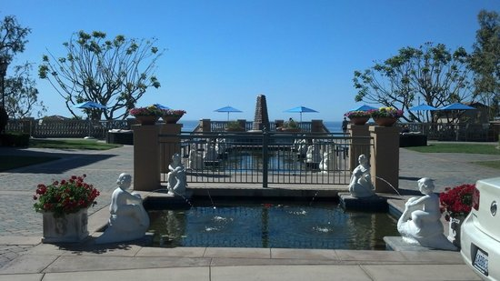 Marriott's Newport Coast Villas: Hotel grounds