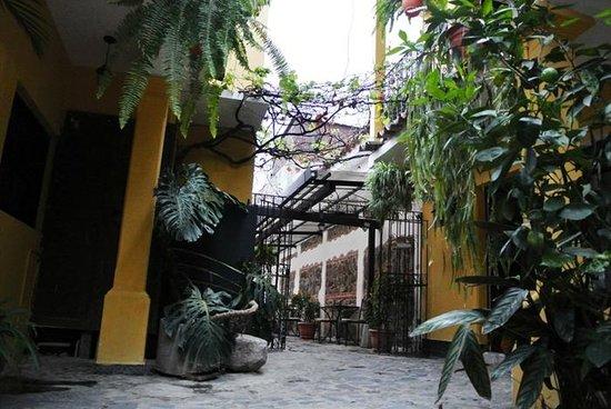 Hotel Posada San Vicente: Entrada