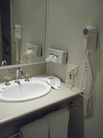 Travelodge Hotel Sydney Martin Place : bathroom