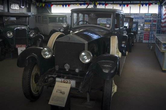Road Transport Hall of Fame : 1923 Rolls Royce
