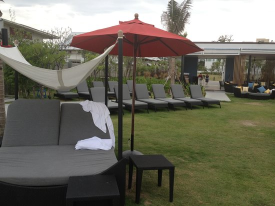 Amari Hua Hin: Beach bar