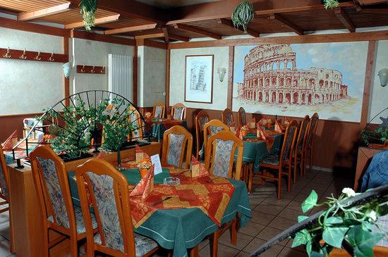pizzeria ristorante roma oelde restaurant bewertungen. Black Bedroom Furniture Sets. Home Design Ideas