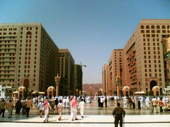 Elaf Taiba Hotel: Medina