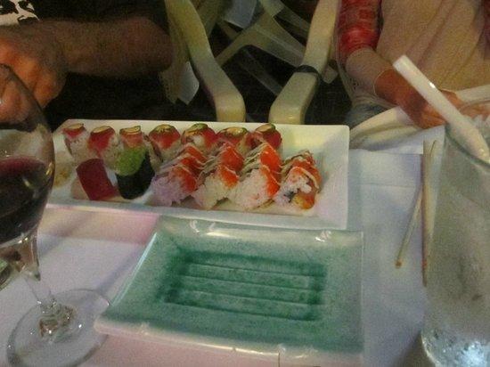 Origami Sushi Restaurant - Silverdale, Washington - Menu, Prices ...   412x550