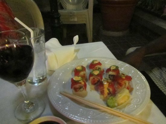Spicy Tuna Sushi Picture Of Origami Key West Tripadvisor