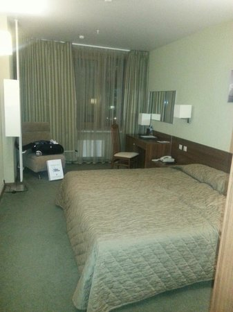 Design Hotel (D'Otel): комната