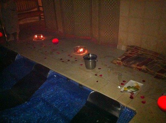 Salles Hotel Mas Tapiolas: spa romantico