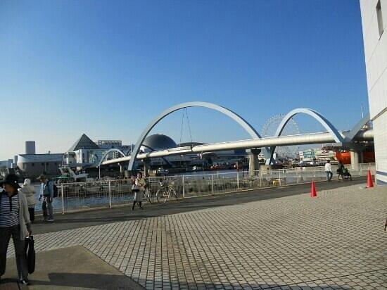 Nagoya Port Building: nagoya port