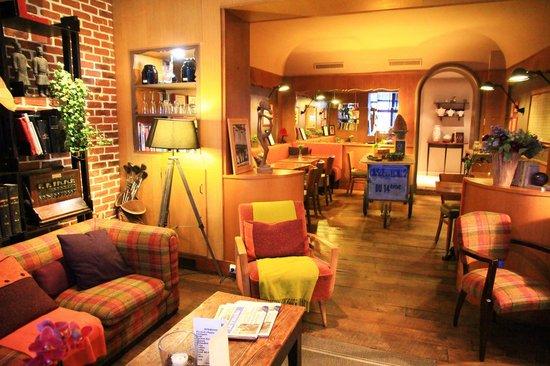 Hotel De La Paix Montparne Rez Chaussée