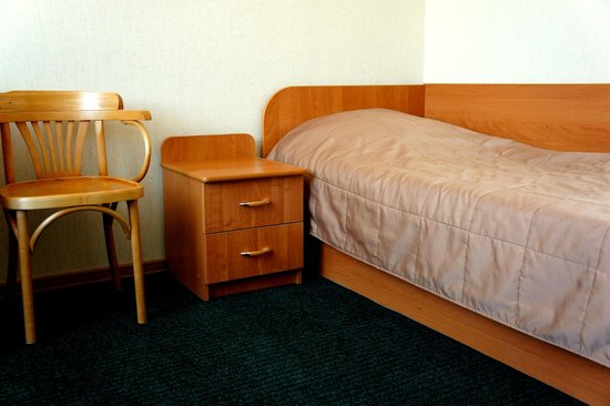 Acron Hotel: Single room