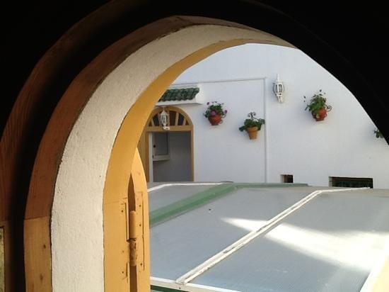 Dar Zouhour : kamer uitzicht.