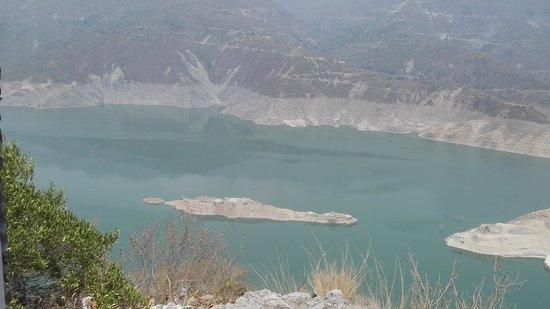 New Tehri, India: tehri dam