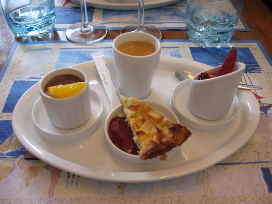 La Station: café gourmand