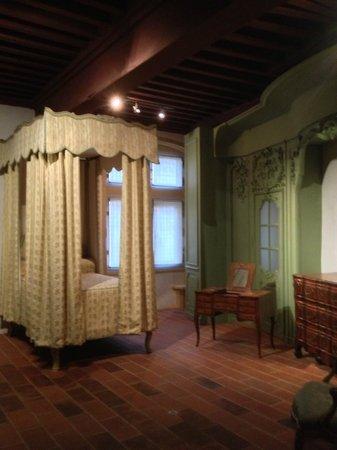 Musée d'Histoire de Lyon : Salle du Musée.