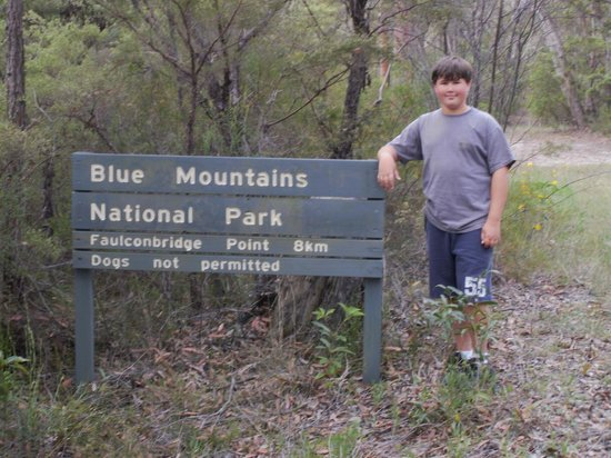 Norman Lindsay Gallery & Museum: Blue Mountains National Park is steps away