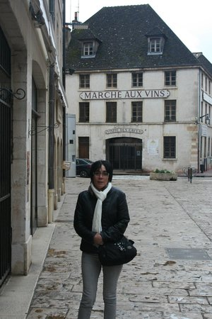 Ibis Beaune La Ferme Aux Vins: En ville