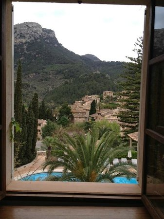 Belmond La Residencia: View from my room