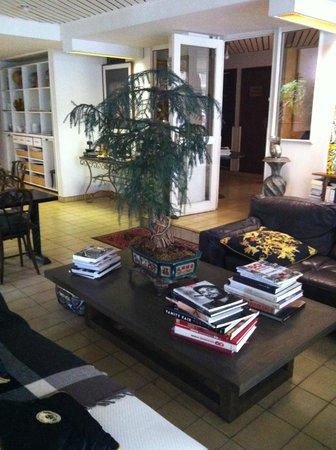 فيلا نينا: Communal Lounge