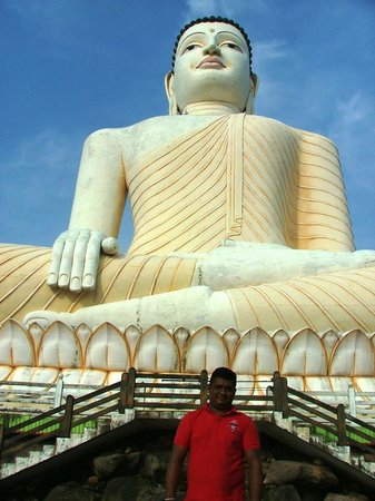 Eden Resort & Spa: Temple