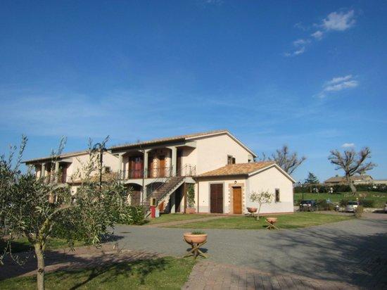 Villaggio Le Querce: La struttura