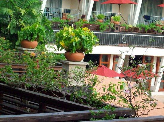 Eden Resort & Spa: Balcony View