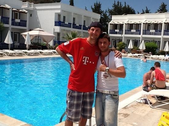 Moonstar Hotel: Rus & Vito