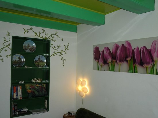 Tulip of Amsterdam B&B: onze kamer